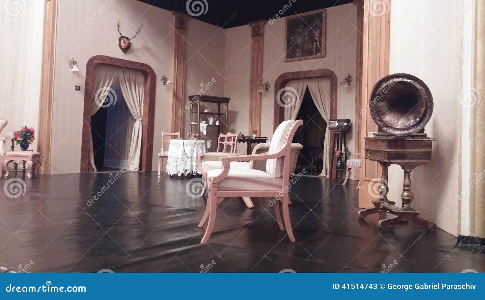 Teateretappstöttor