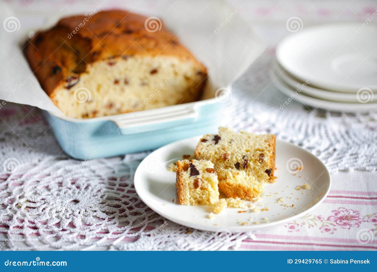 Oatmeal Pound Cake