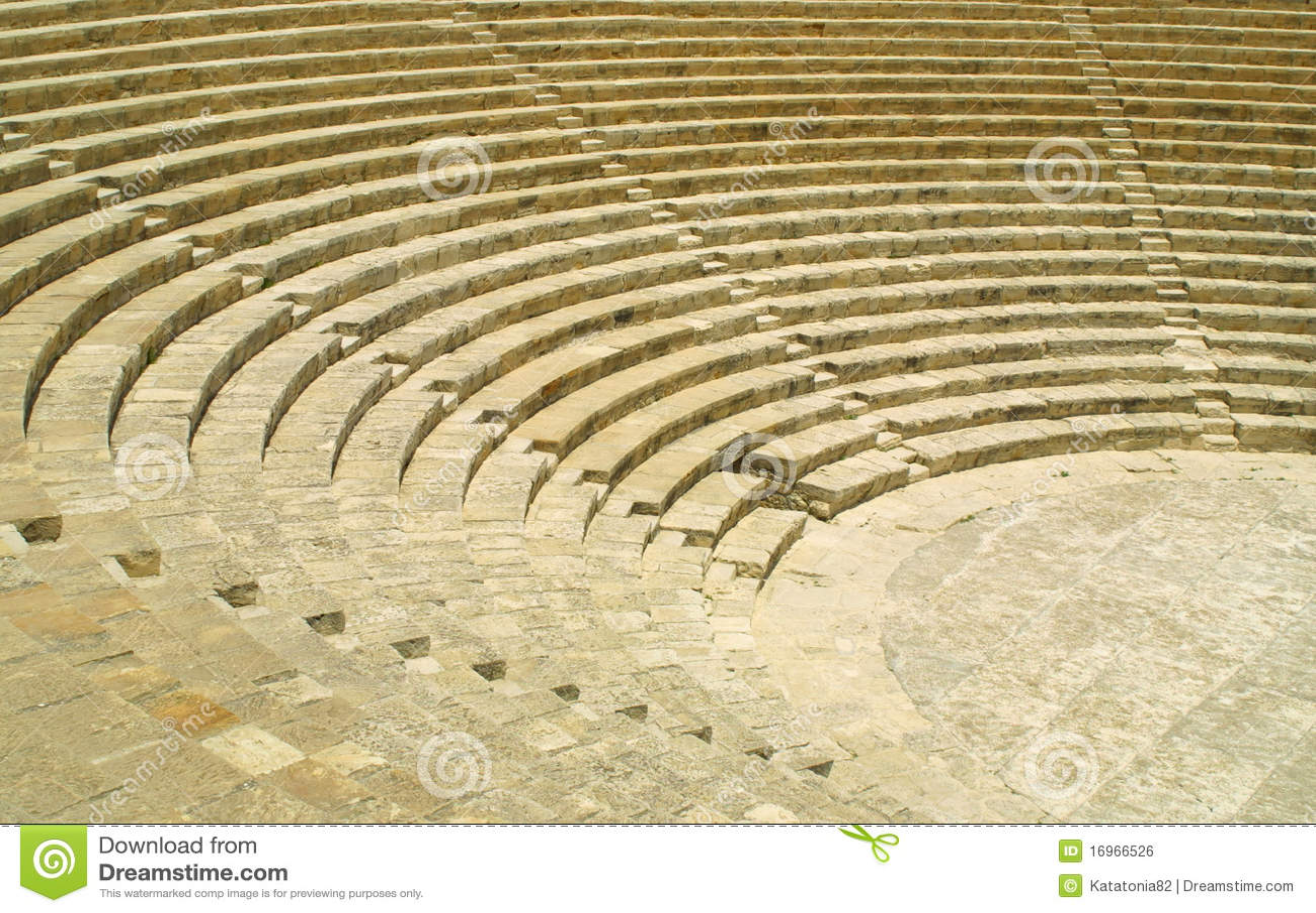 Teatro antico in Kourion
