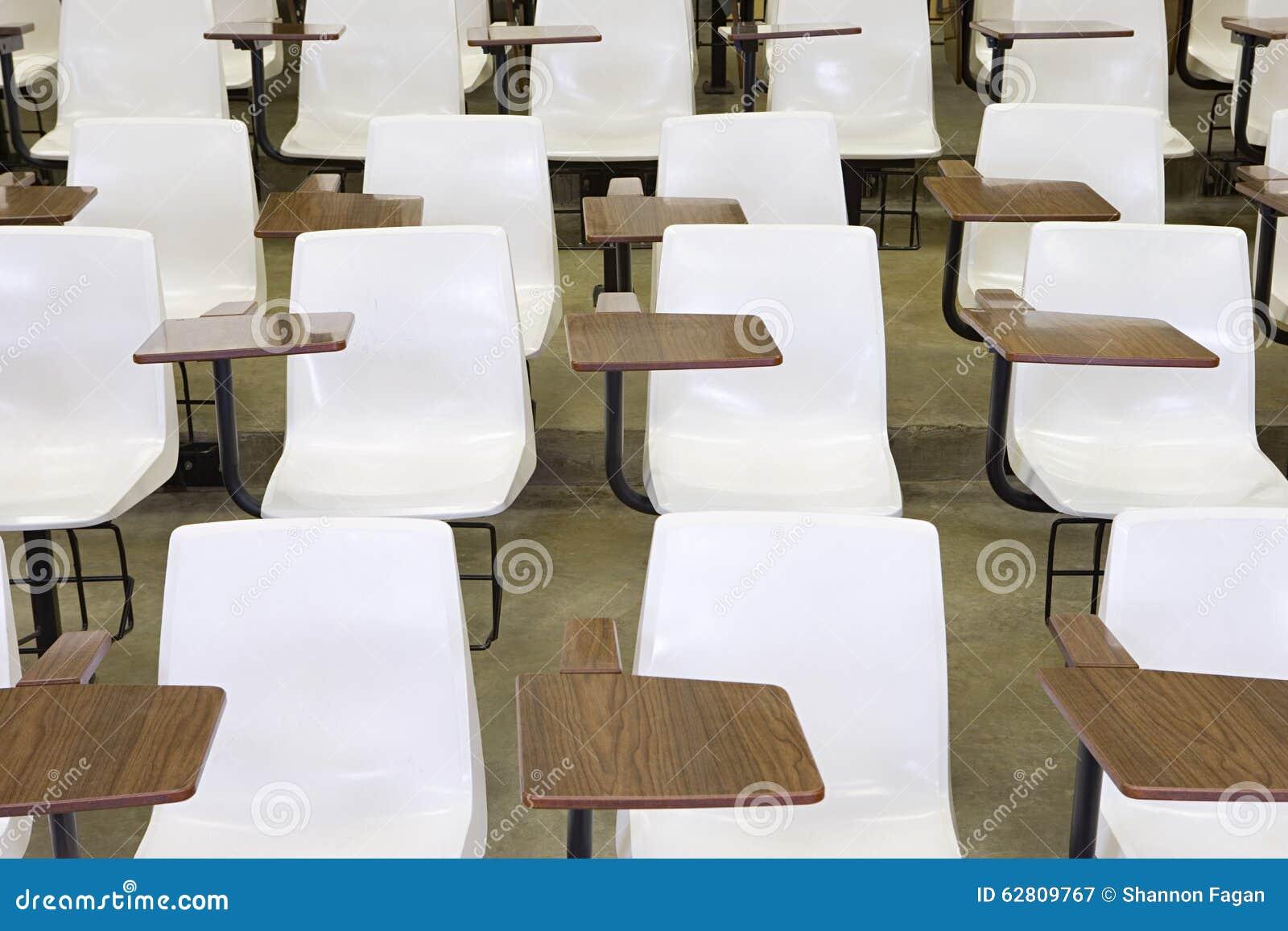 Teatro de conferencia vacío