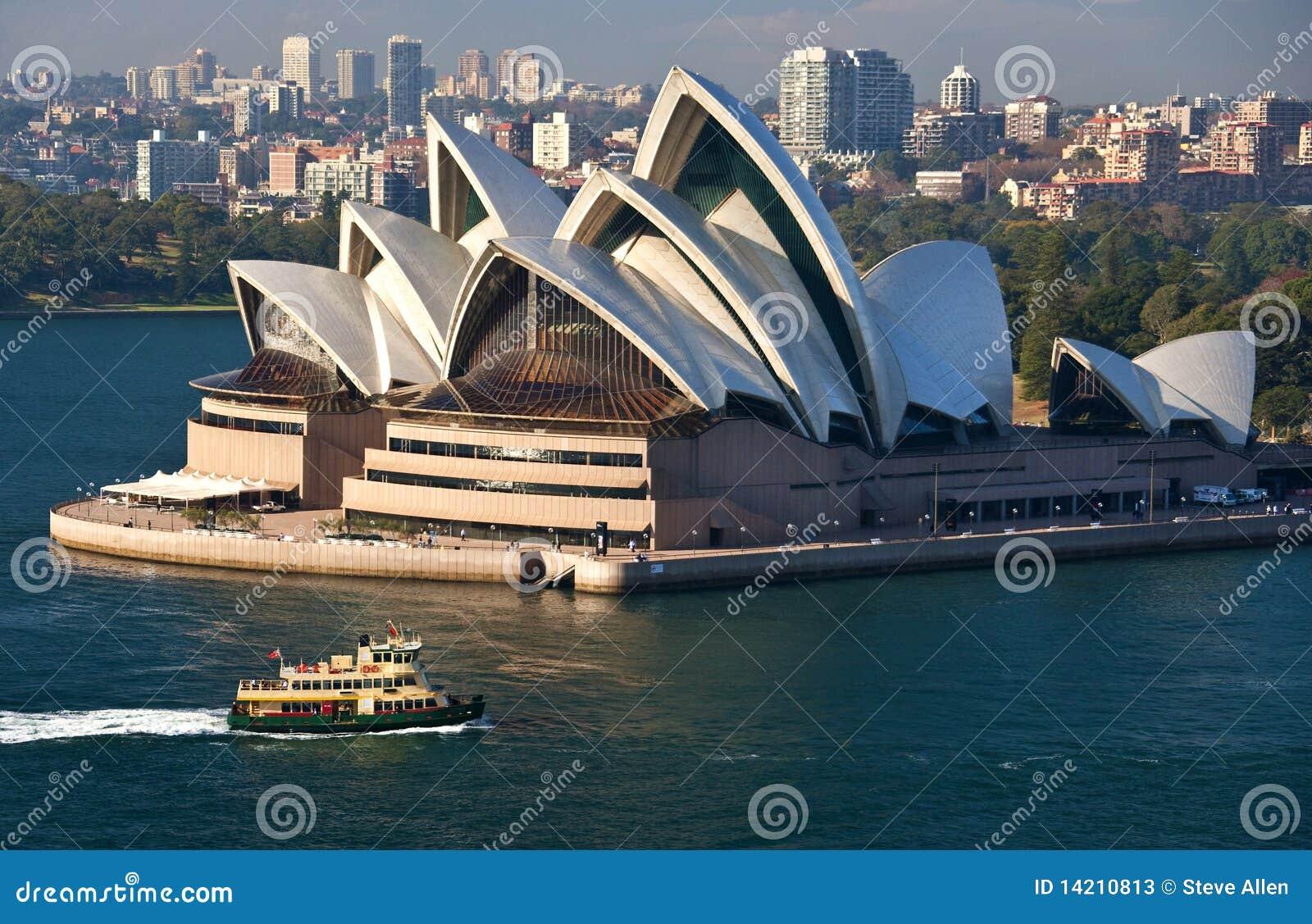 Teatro dell Opera di Sydney - Australia
