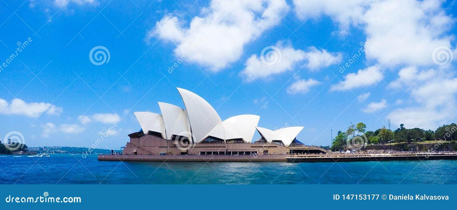 Teatro dell Opera di Sydney, Australia E