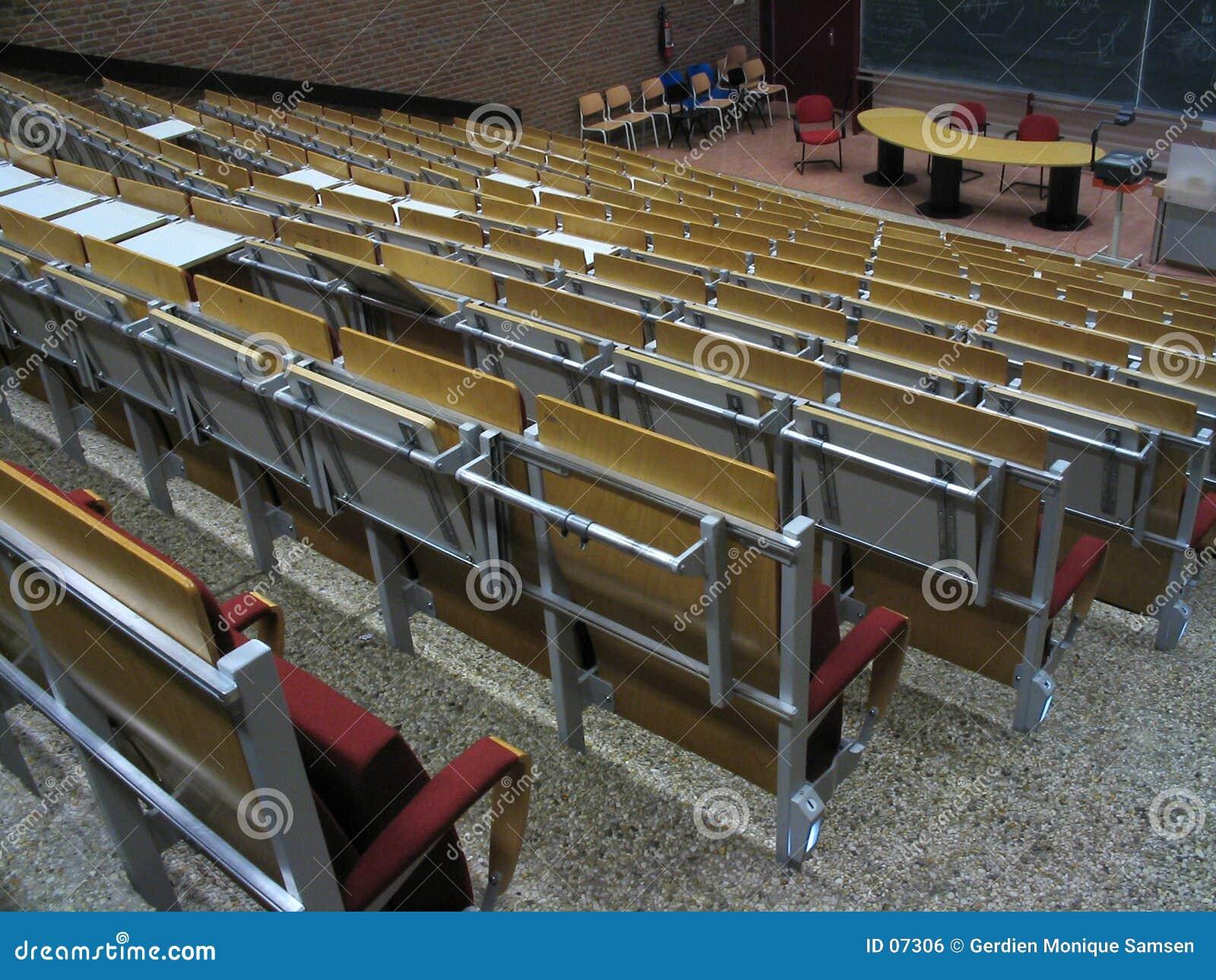 Teatro I de la universidad