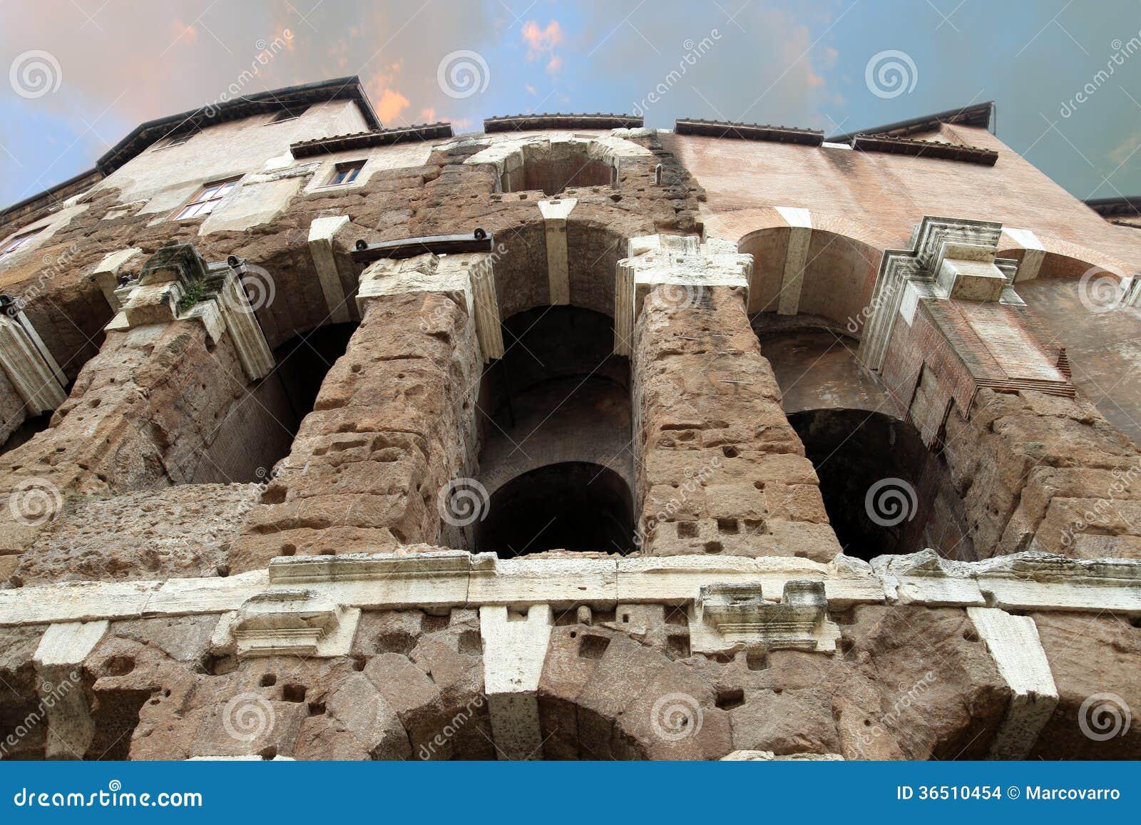 Teatro Marcello à Rome
