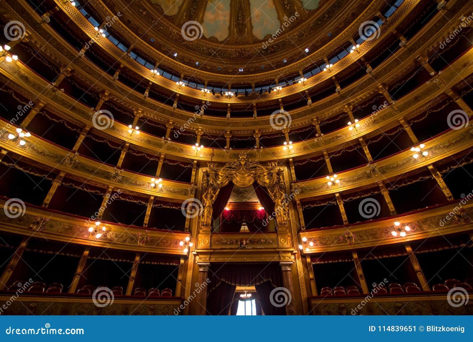 Teatro Massimo, Palermo, Italia