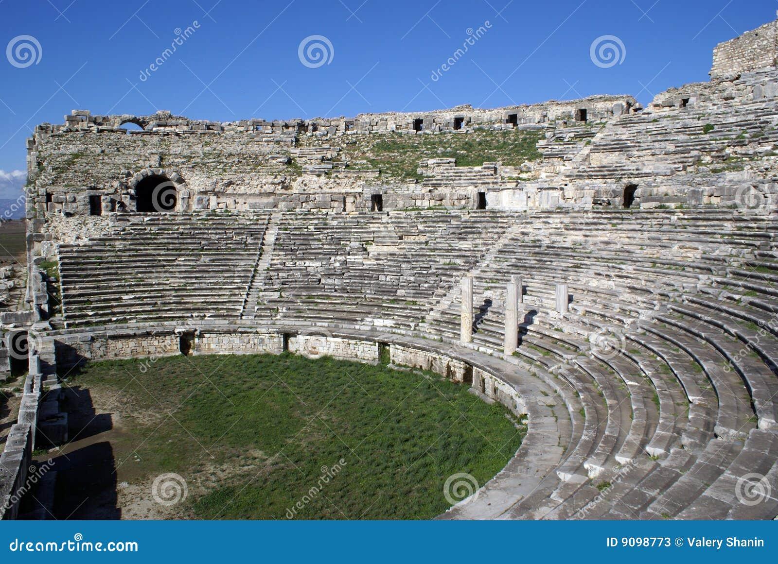 Teatro in Miletus