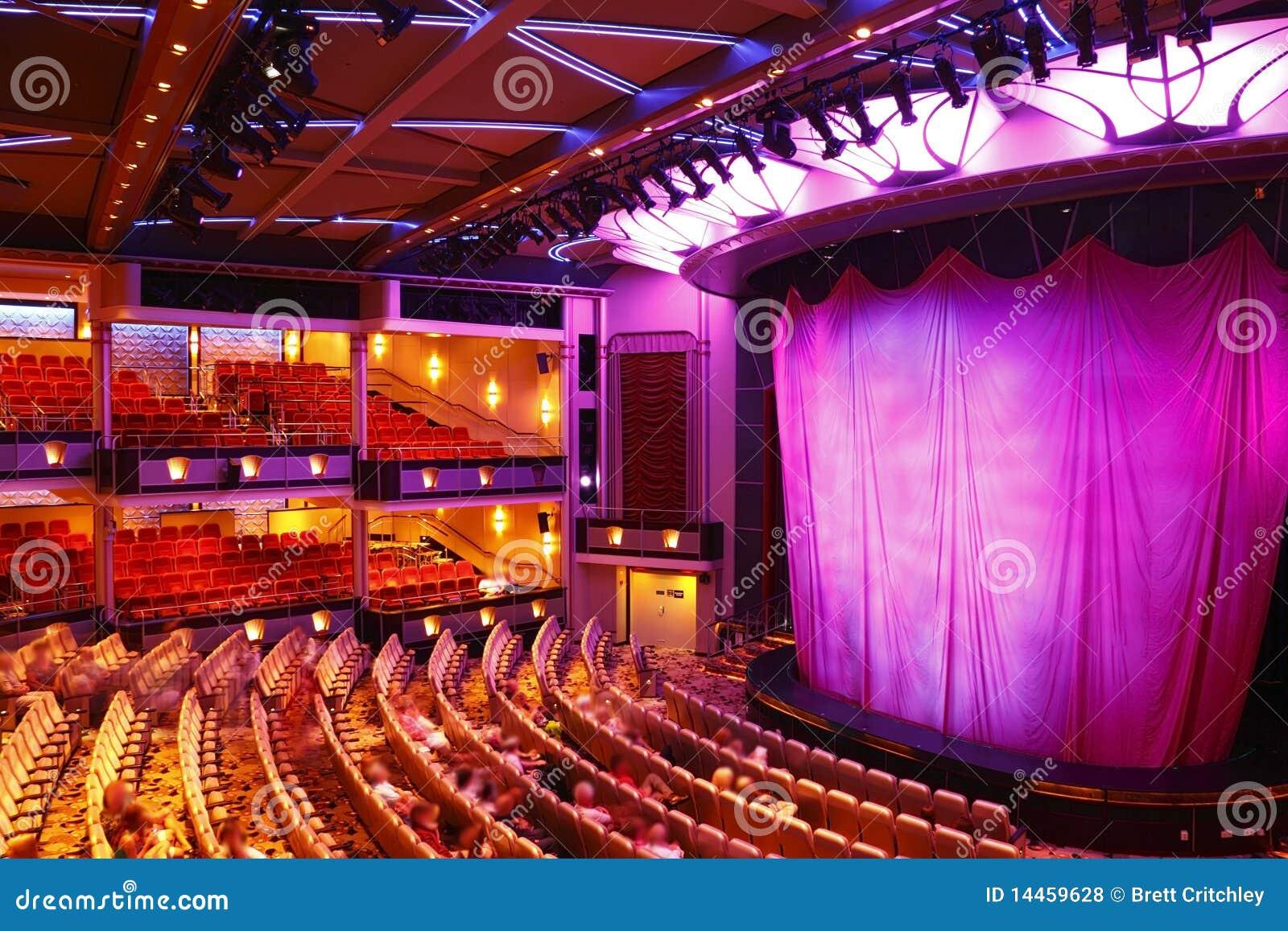 Teatro moderno