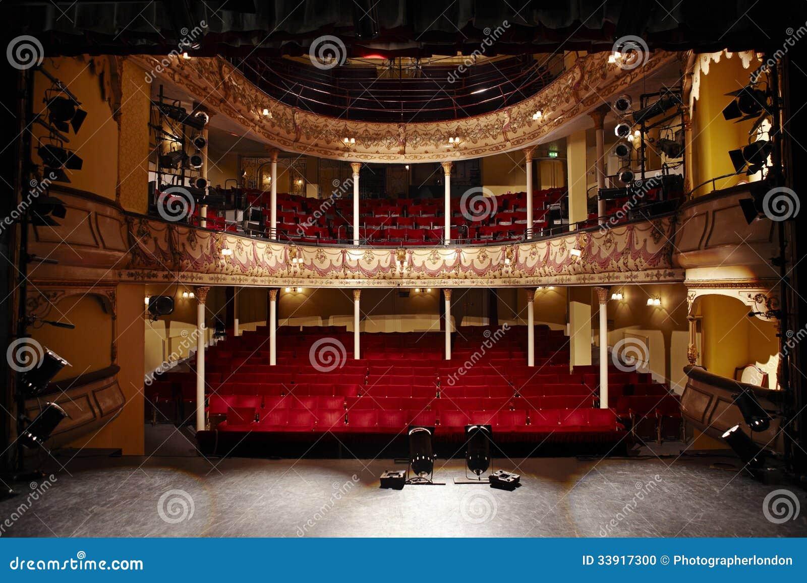 Teatro vuoto