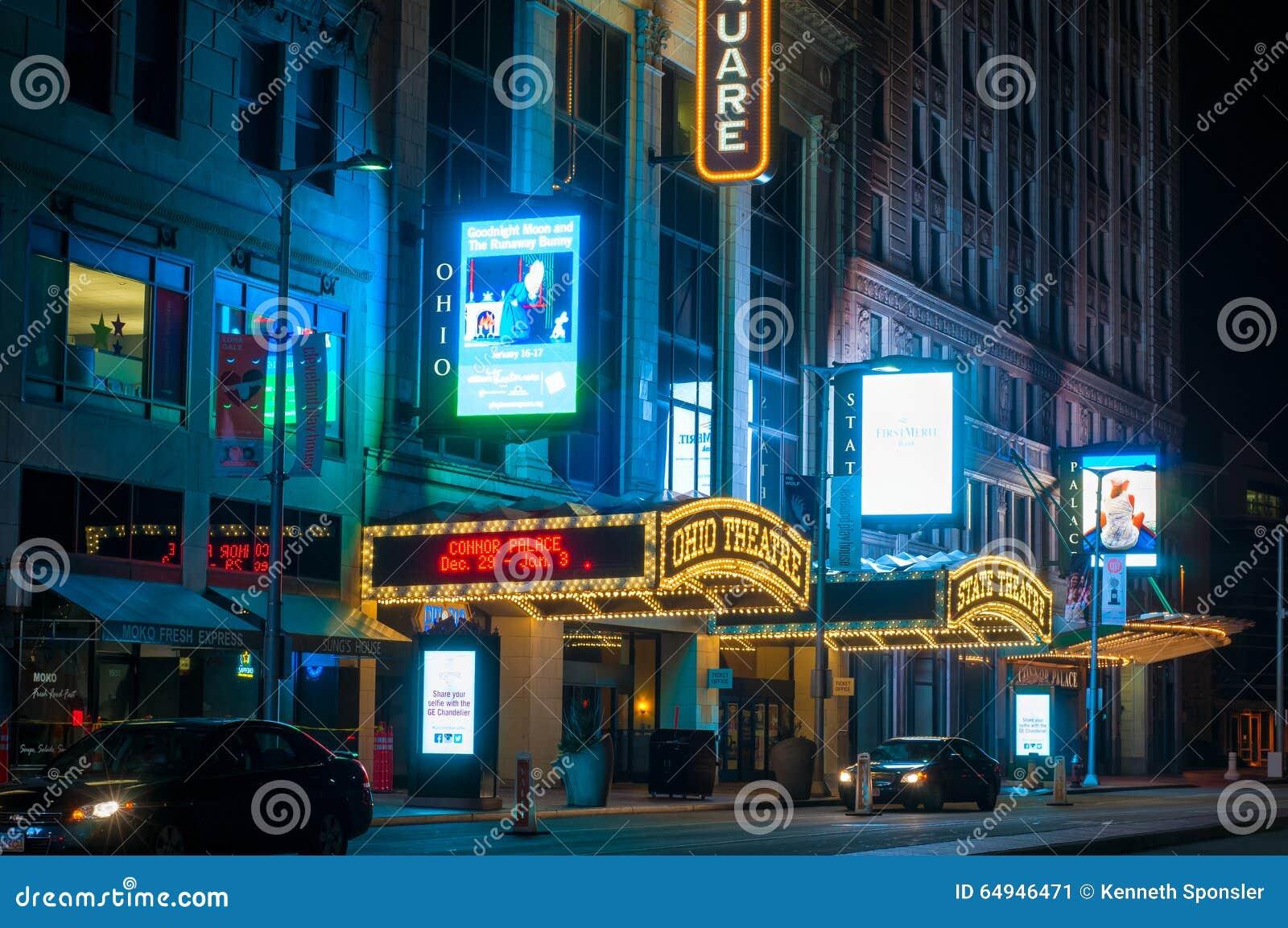 Teatros de Cleveland