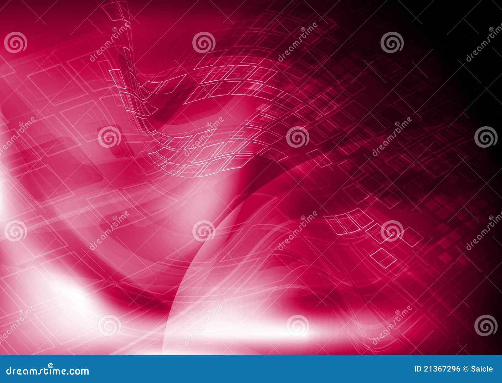 Tech Background Stock Vector  Illustration Of Digital