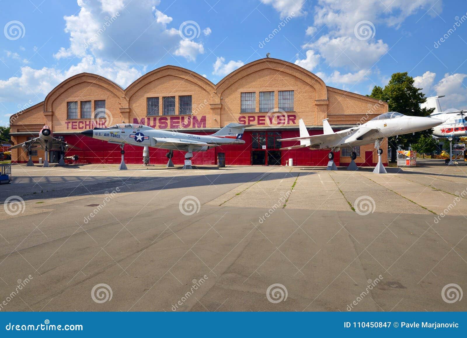 Techink museum i Speyer, Tyskland