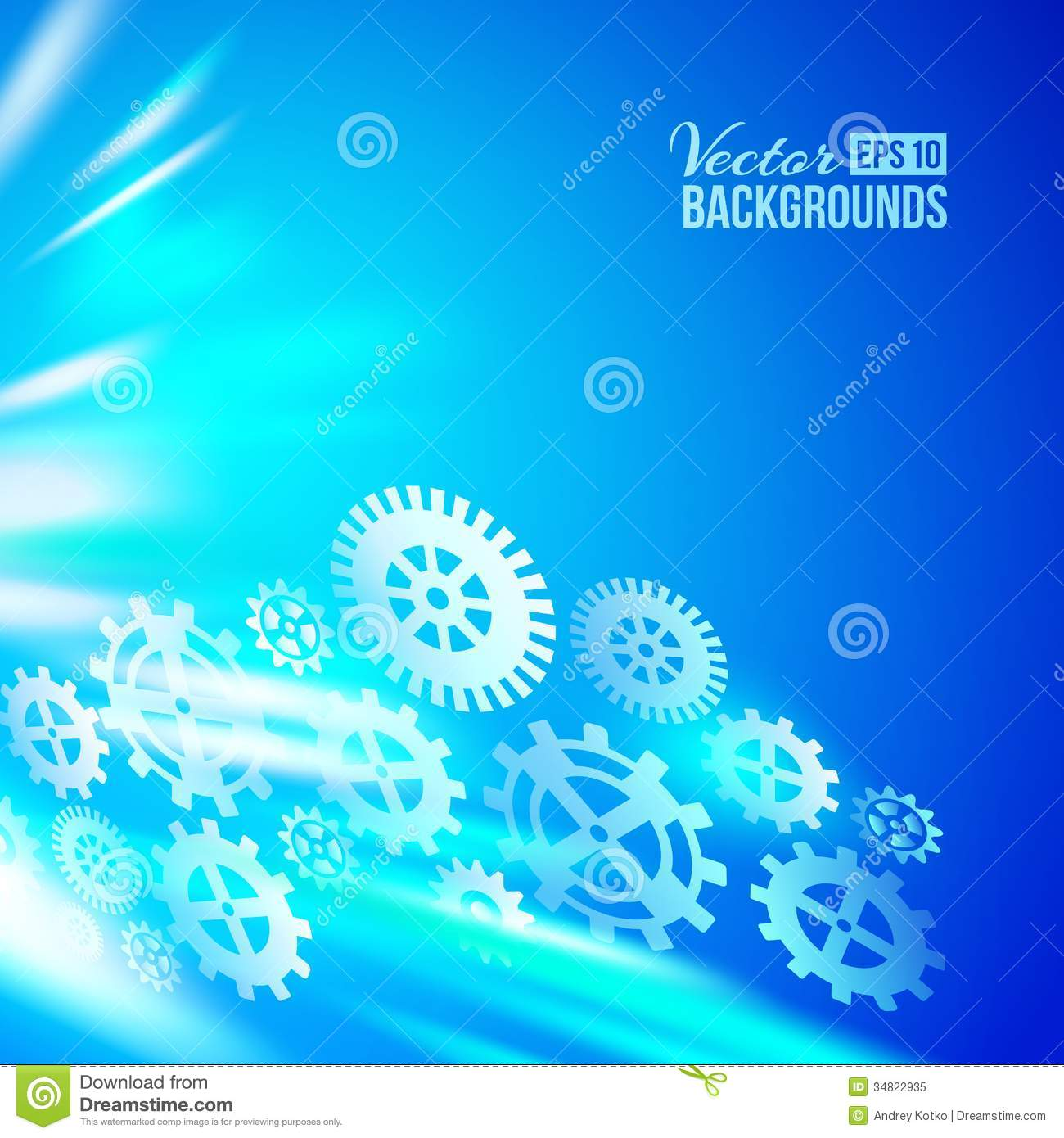 Technical Background  Royalty Free Stock Photo