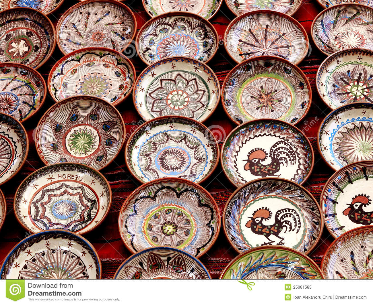Technical and popular art pottery