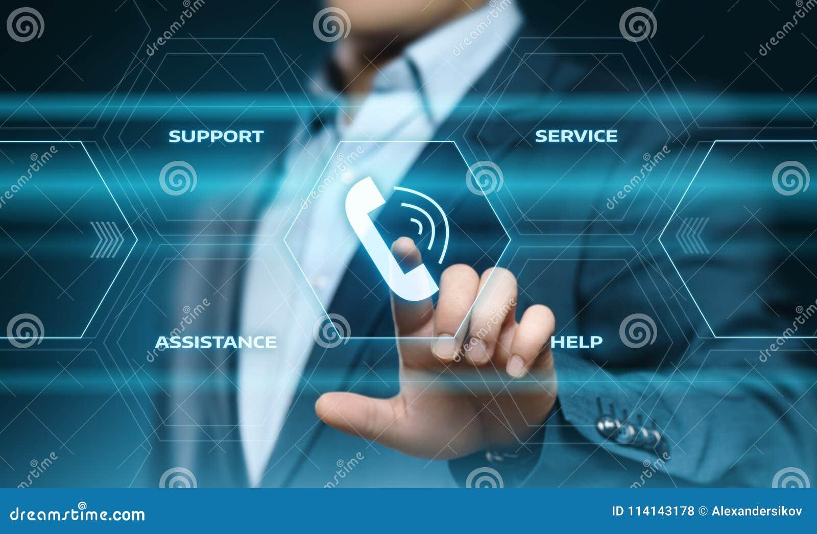 Technical Support Center Customer Service Internet ...