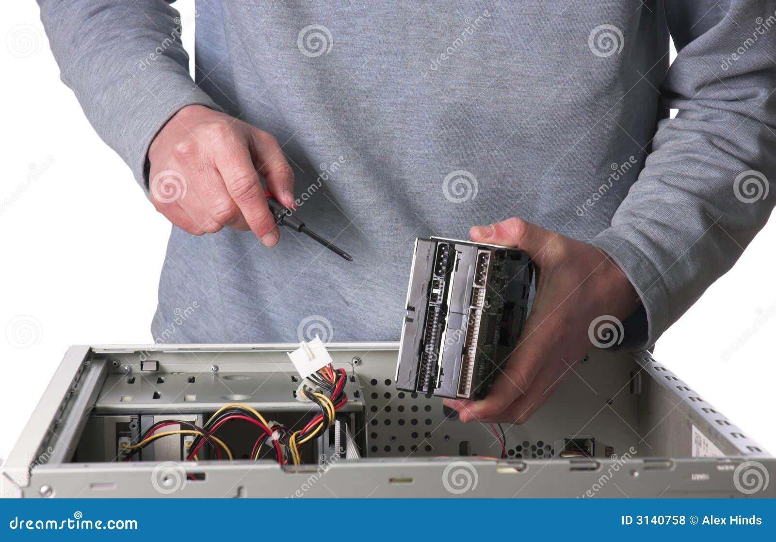 Technicien d ordinateur