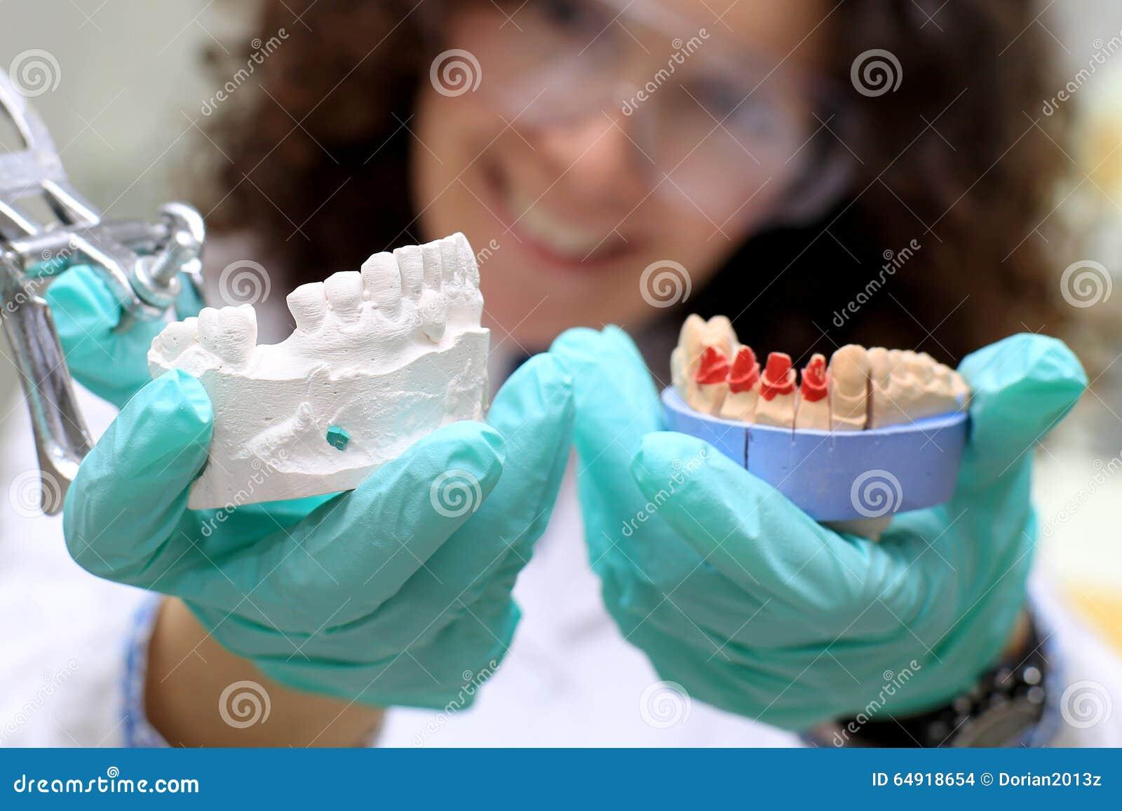 Technicien dentaire