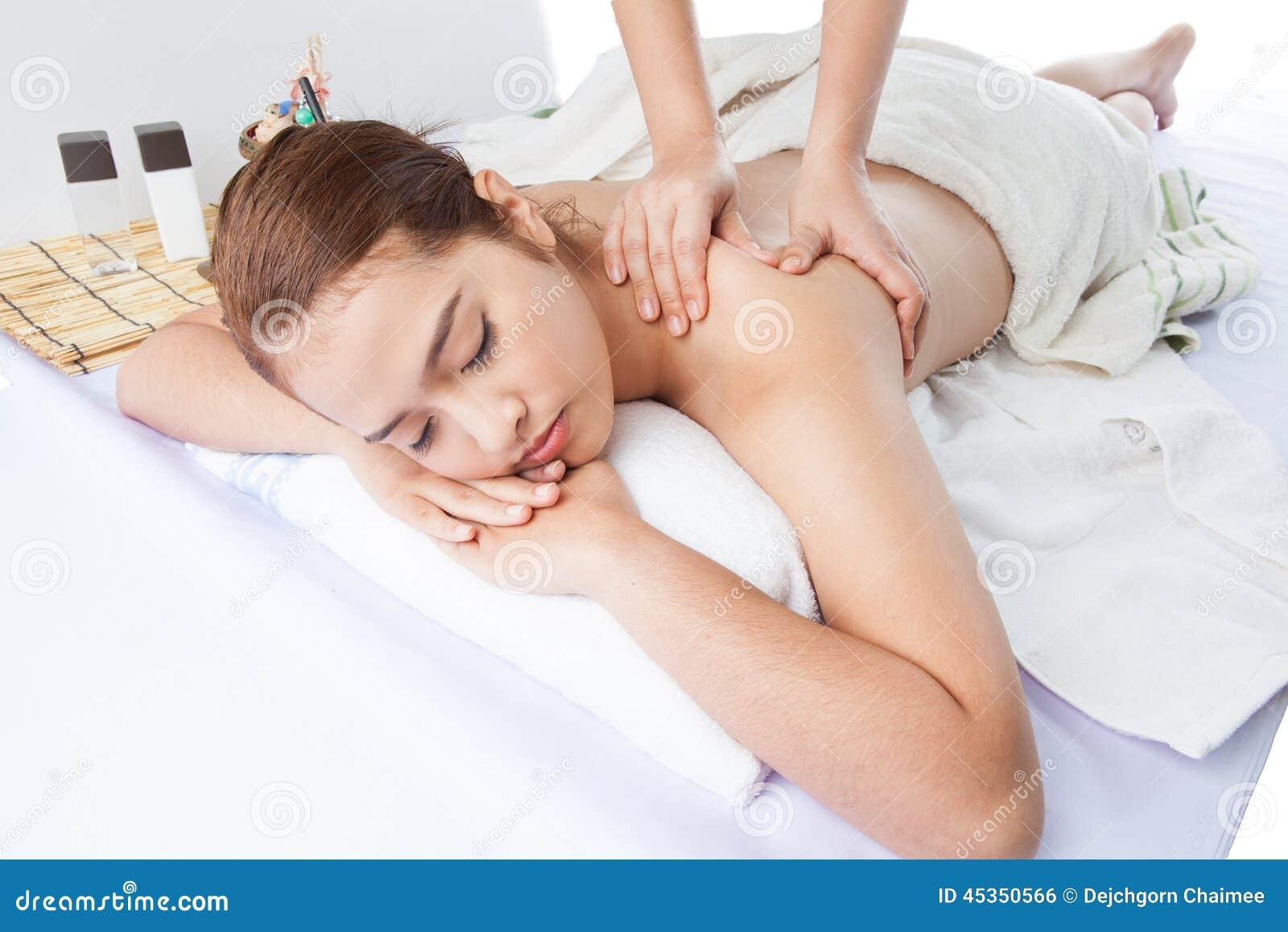 Techniques de massage I