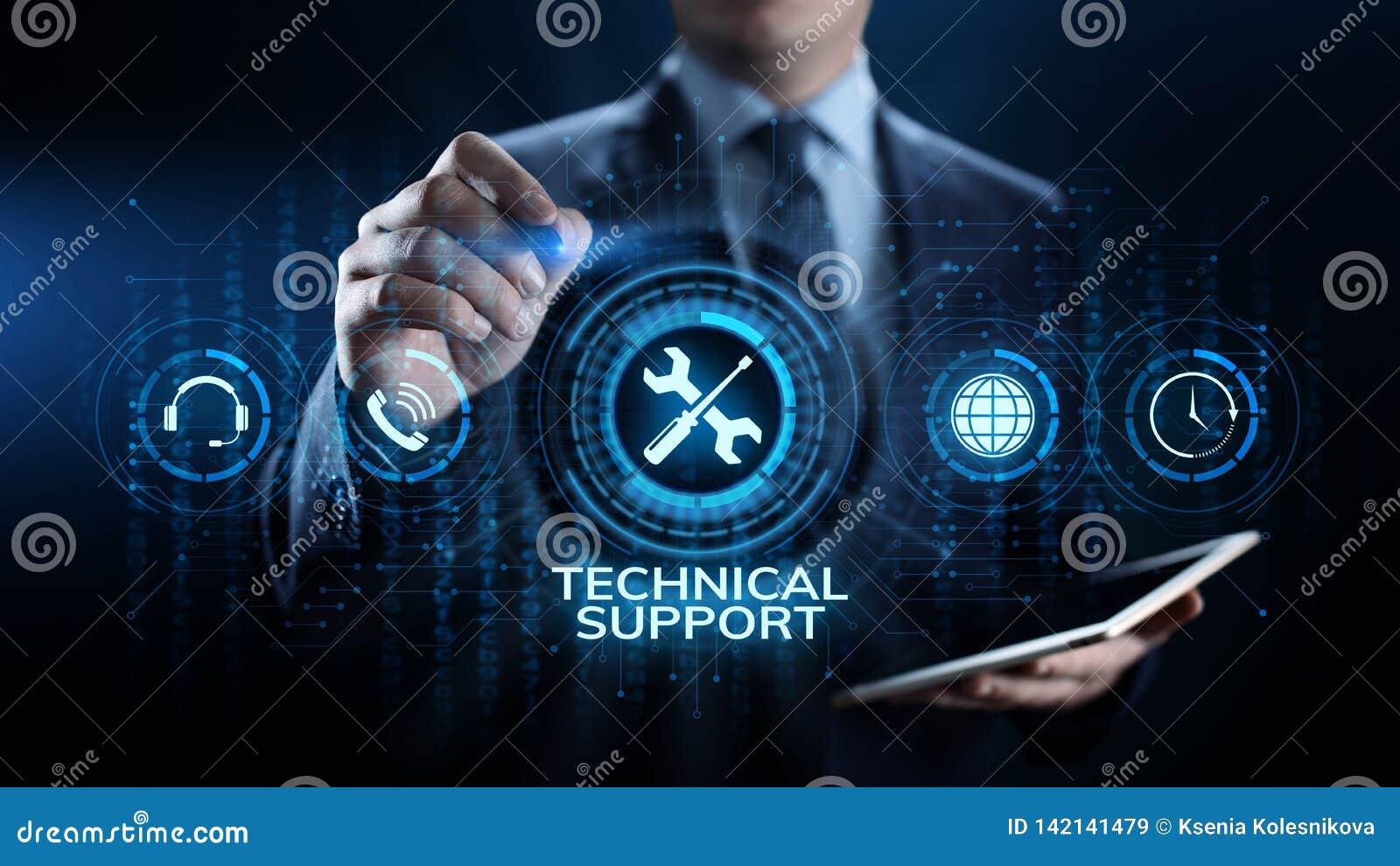 Technische Stützkundendienst-Garantie-Qualitätssicherungskonzept