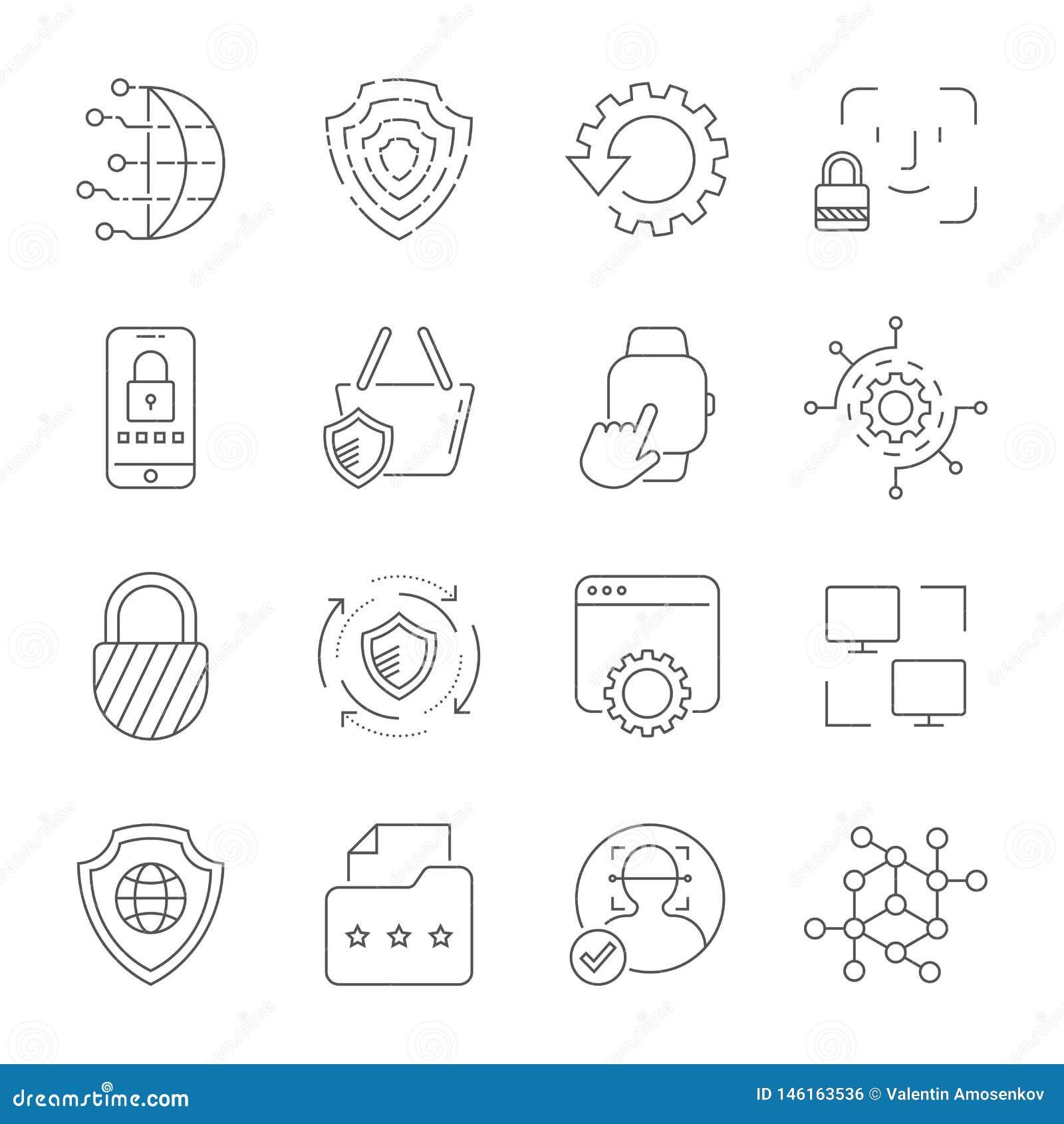 Technologia Cyfrowa Editable uderzenie 10 eps