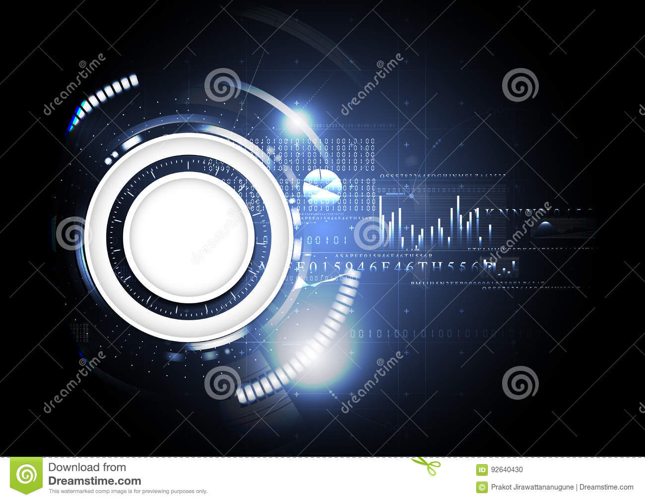 Technological abstract digital blueprint interface modern light technological abstract digital blueprint interface modern light malvernweather Images