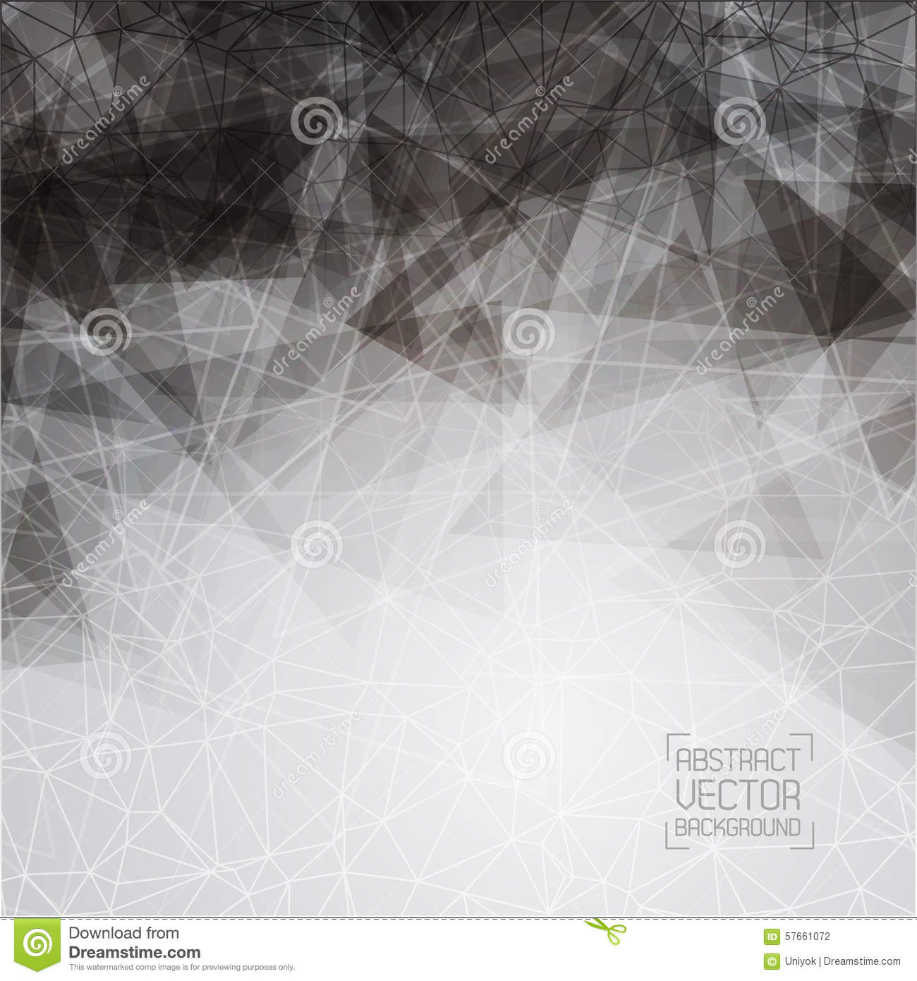 Technological monochrome background with a pattern