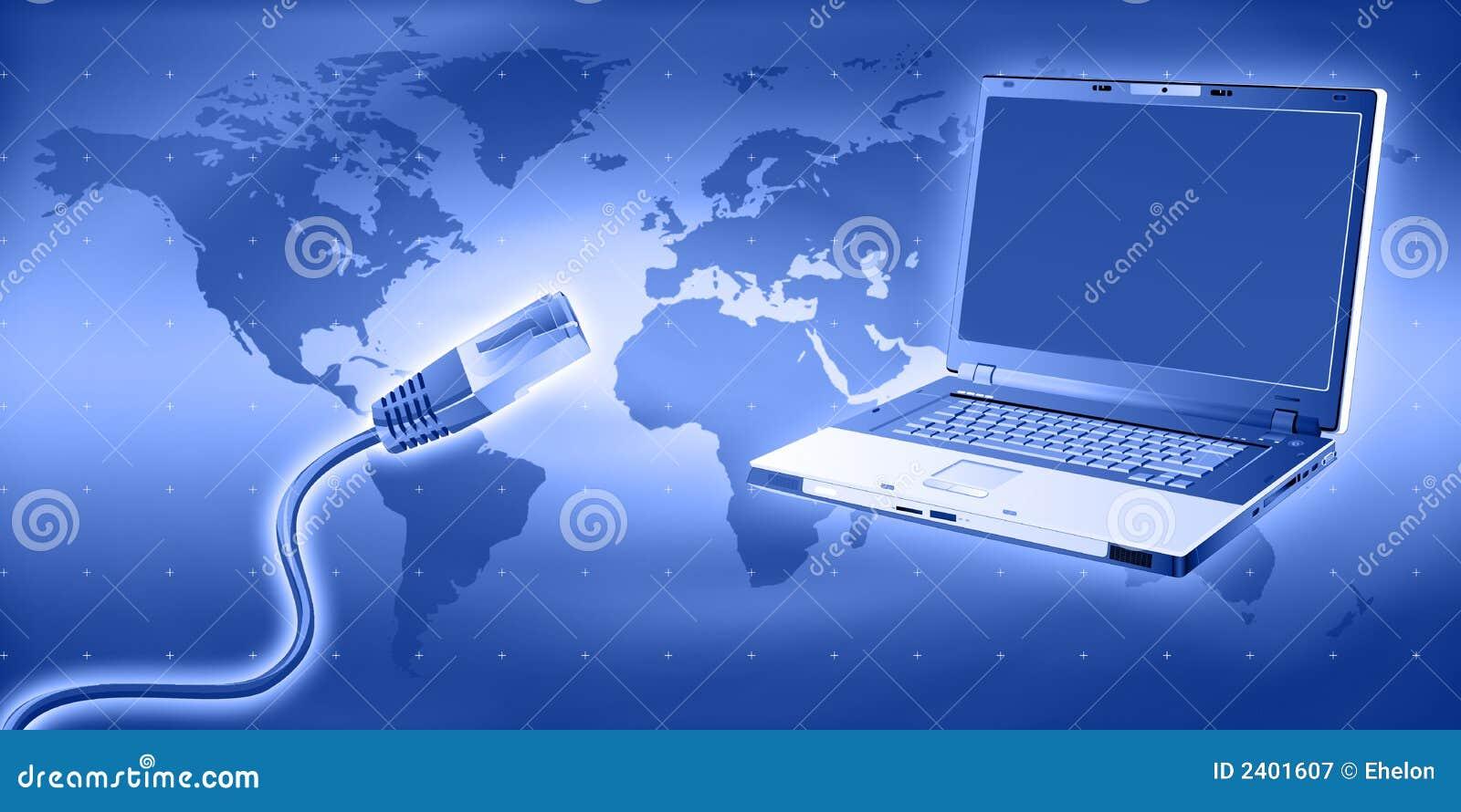Technologie d Internet