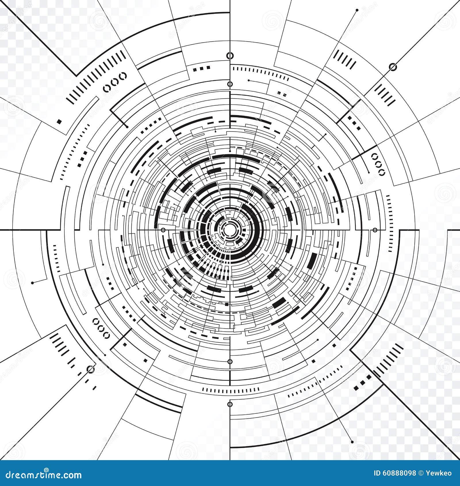 Technologie de planète de téléphone de la terre de code binaire de fond