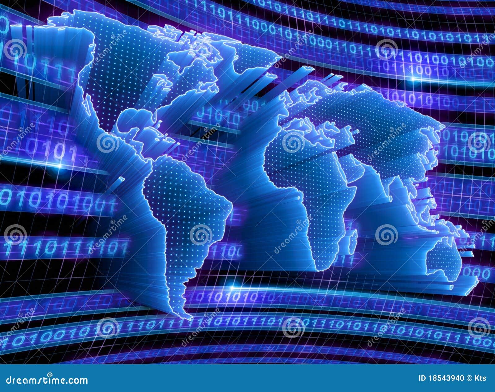 Technologie Du Monde Photo Stock Image 18543940