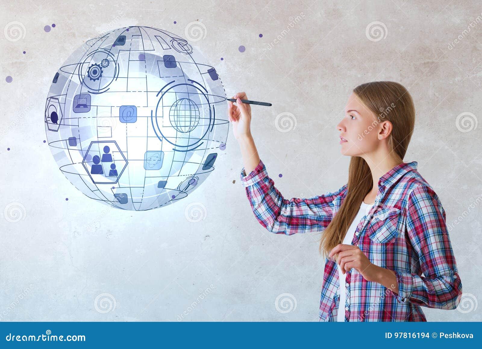 Technologie en innovatieconcept