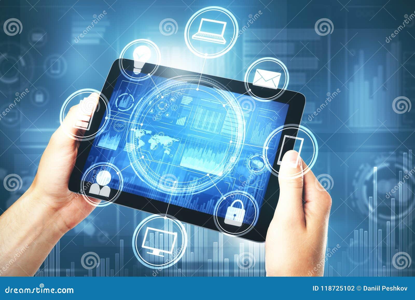 Technologie en toekomstig concept