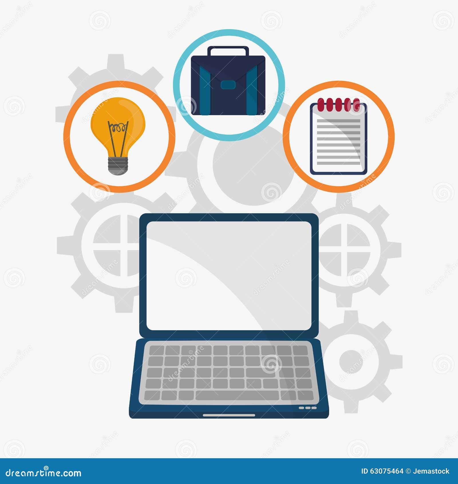 Download Technologie Et Conception D'instrument Illustration de Vecteur - Illustration du mobile, technologie: 63075464