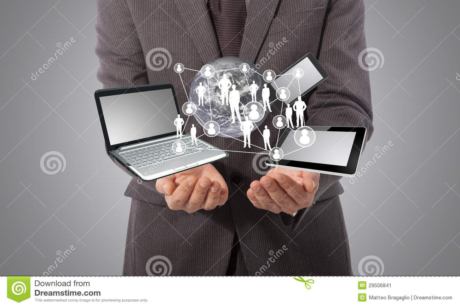 Technologie ter beschikking
