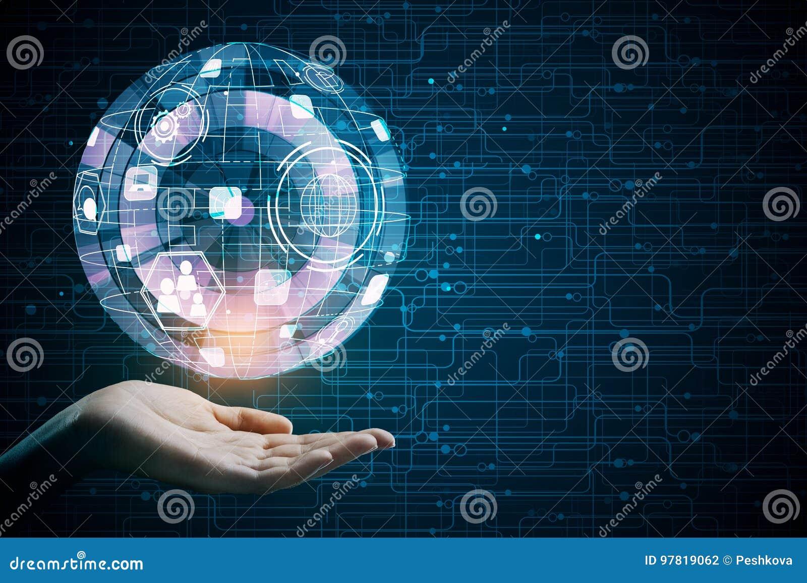 Technologie, toekomst en interface