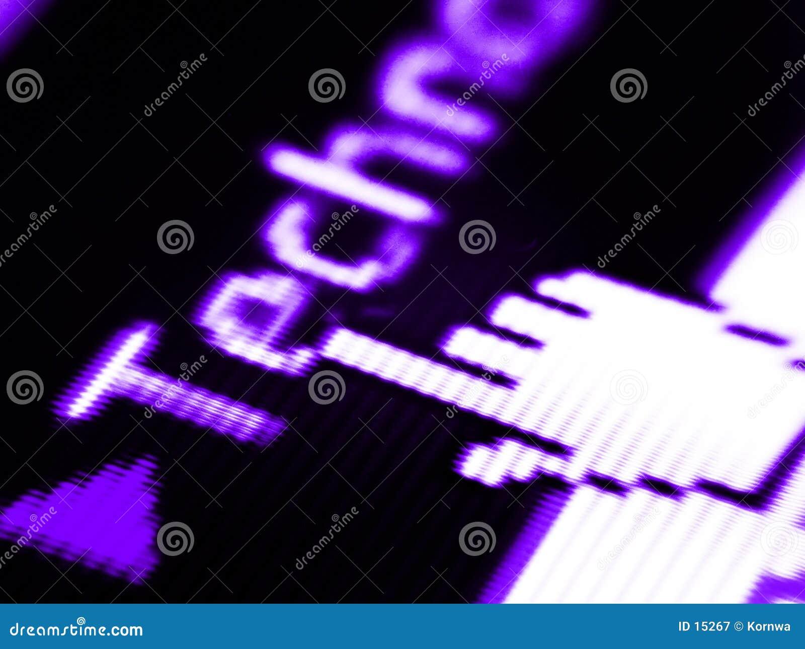 Technologiebildschirm