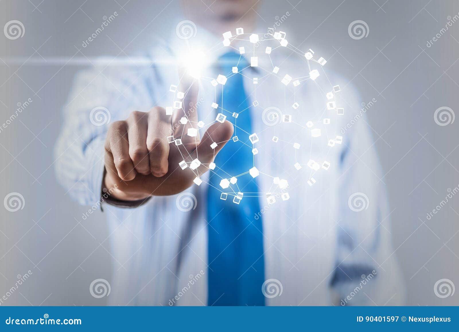 Technologies de mise en réseau et interaction sociale Media mélangé