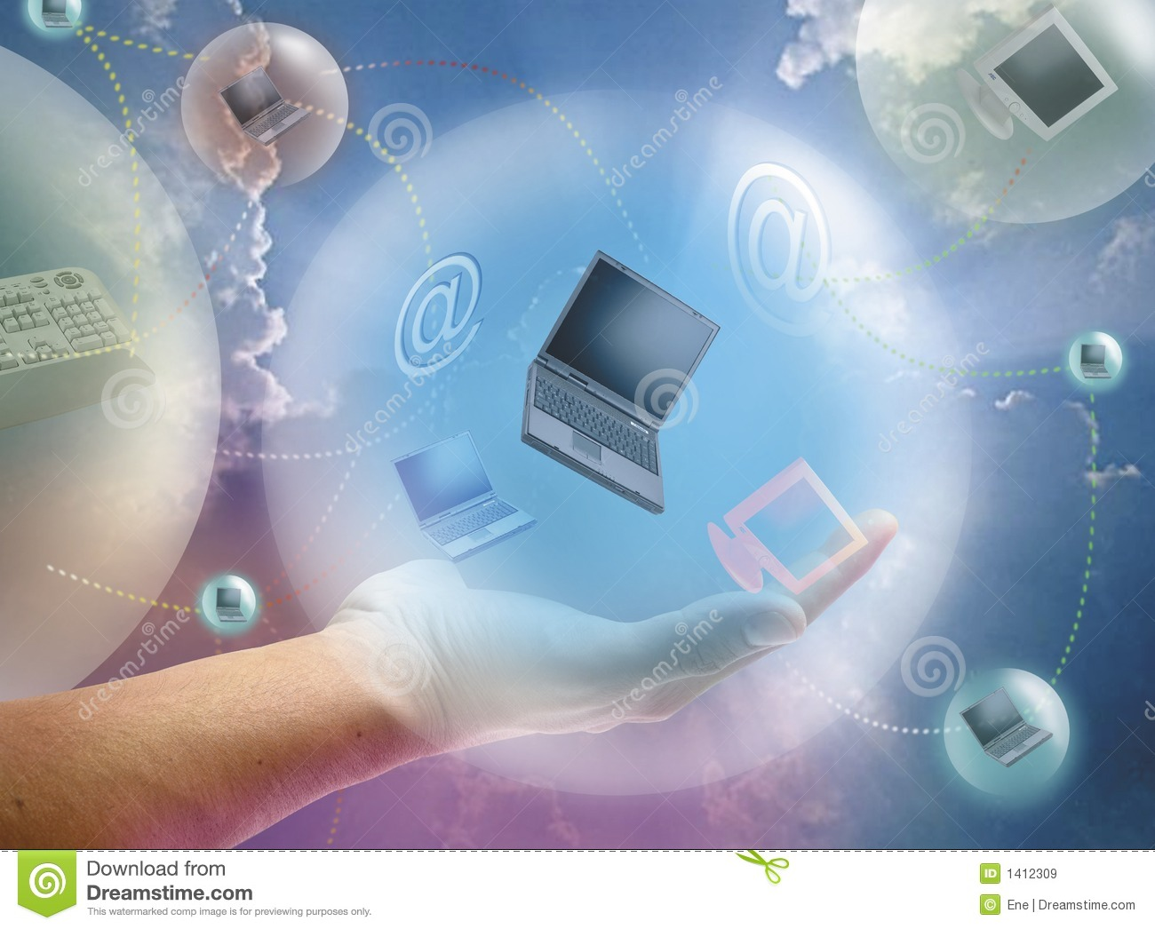 Technology Management Image: Technology Royalty Free Stock Images