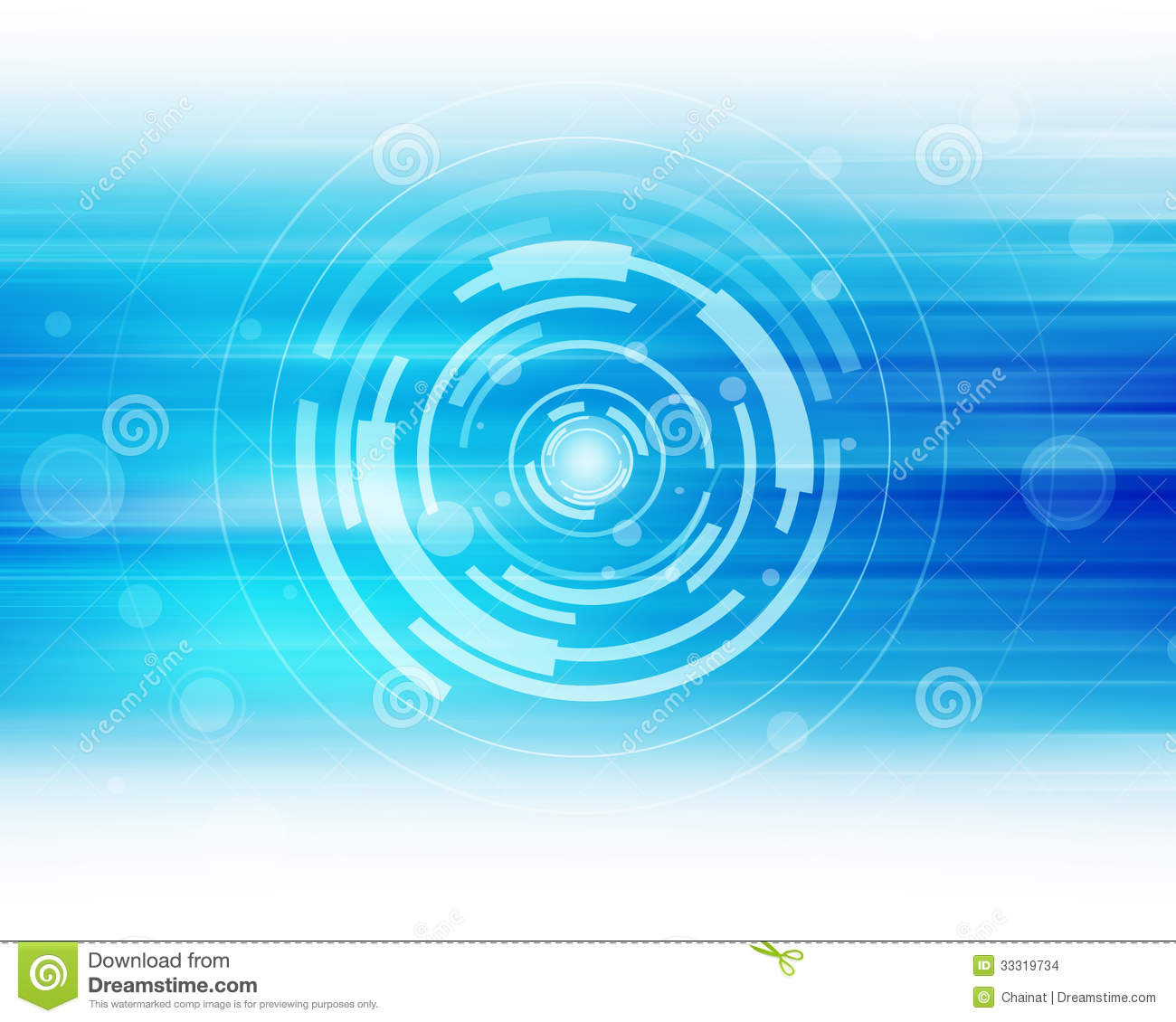 Technology Abstract Background Stock Images Image 33319734
