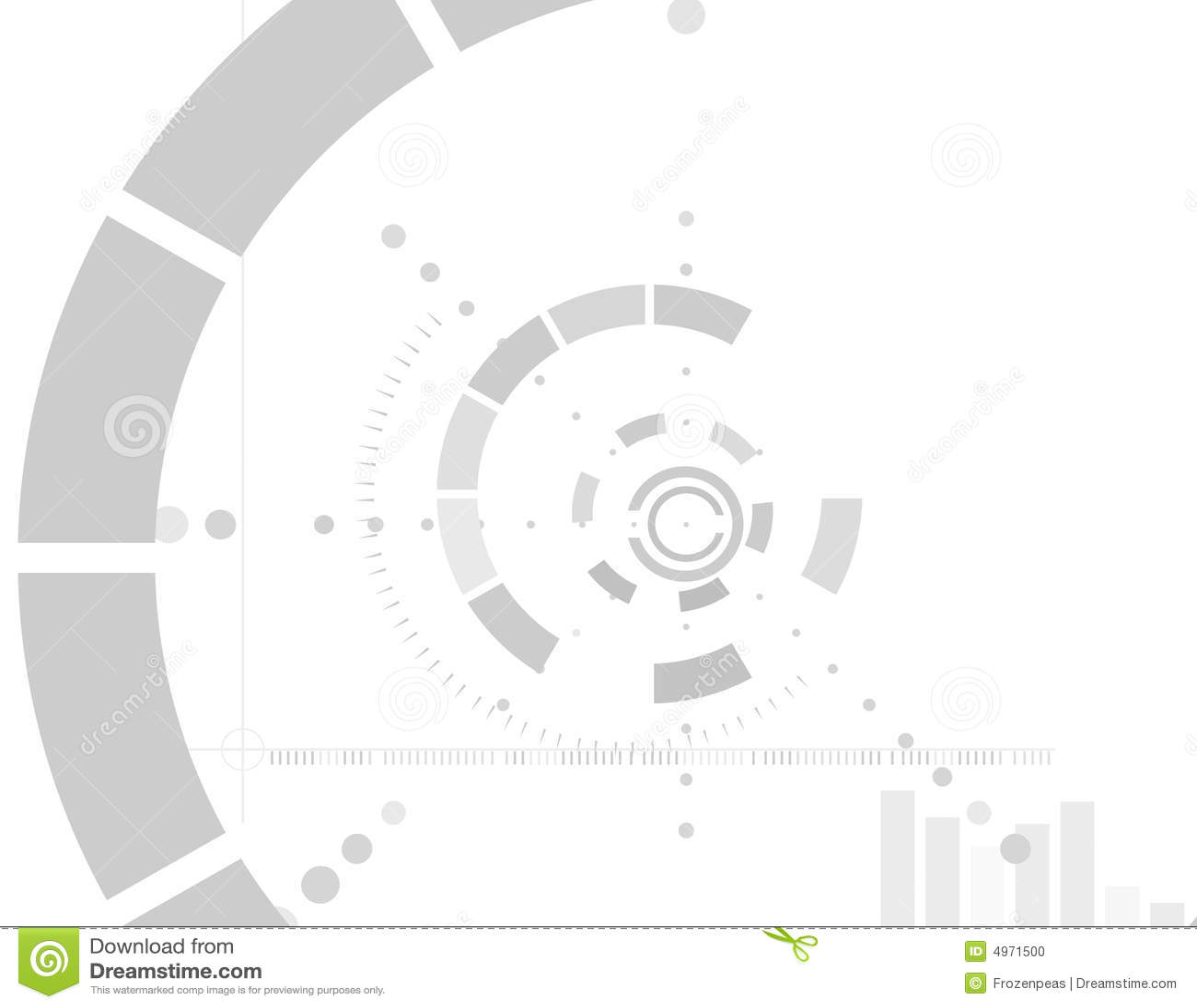 Technology Background  Stock Illustration  Illustration Of