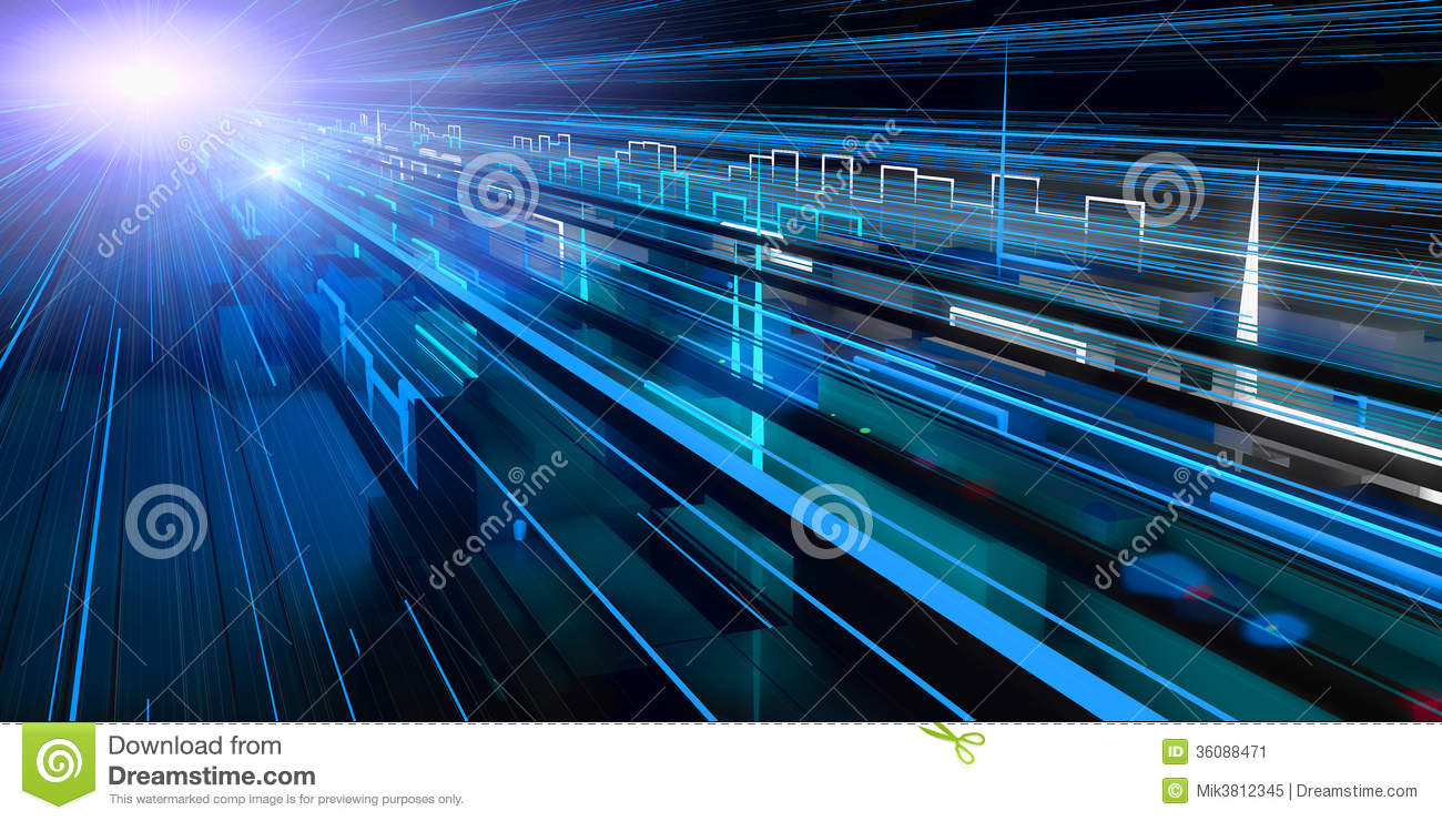 Technology background stock image image 36088471 for Design teich