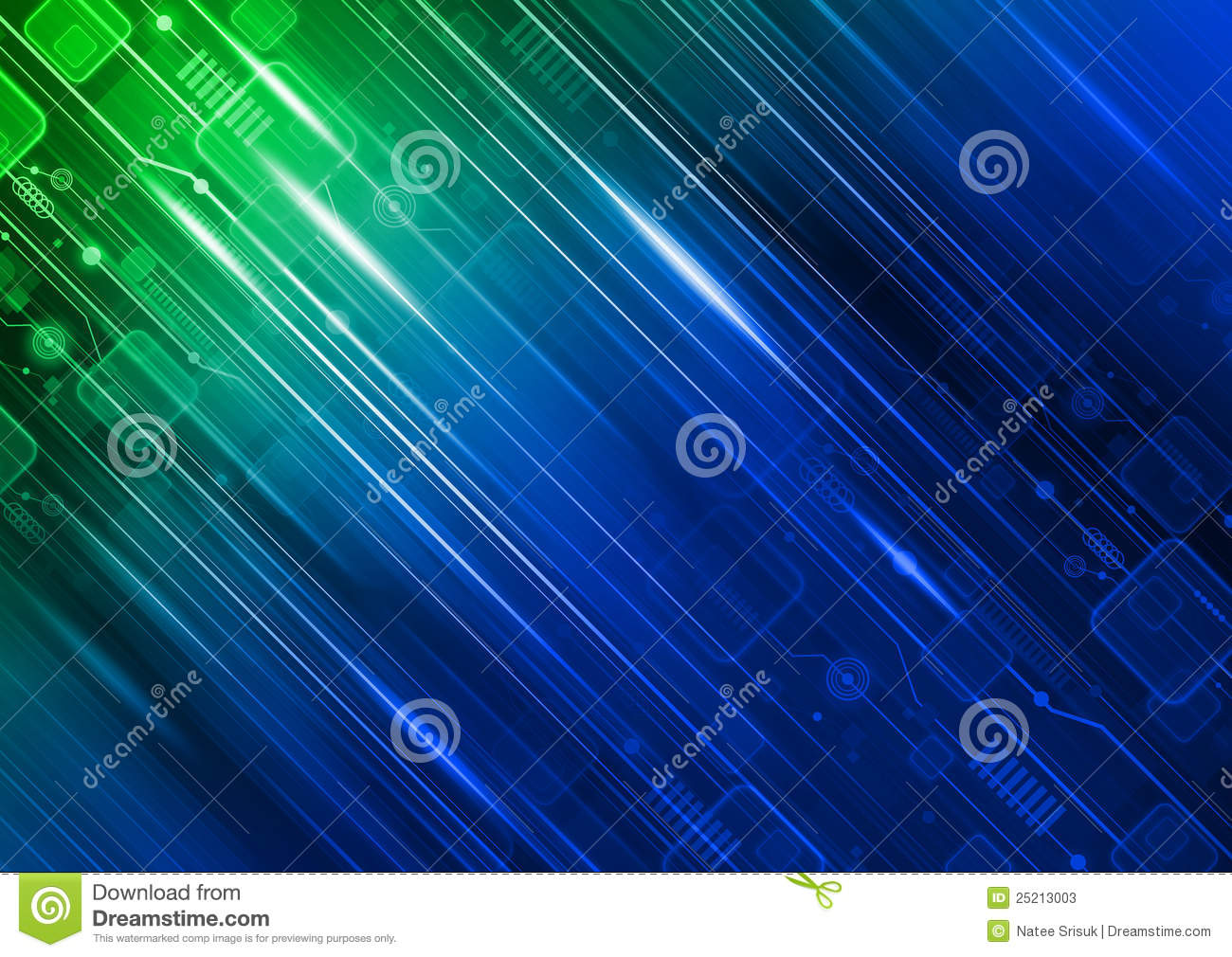 Technology background design stock illustration image for Design teich
