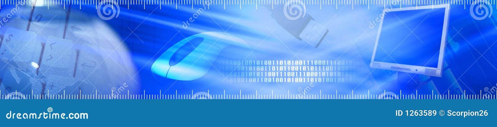 Technology banner.