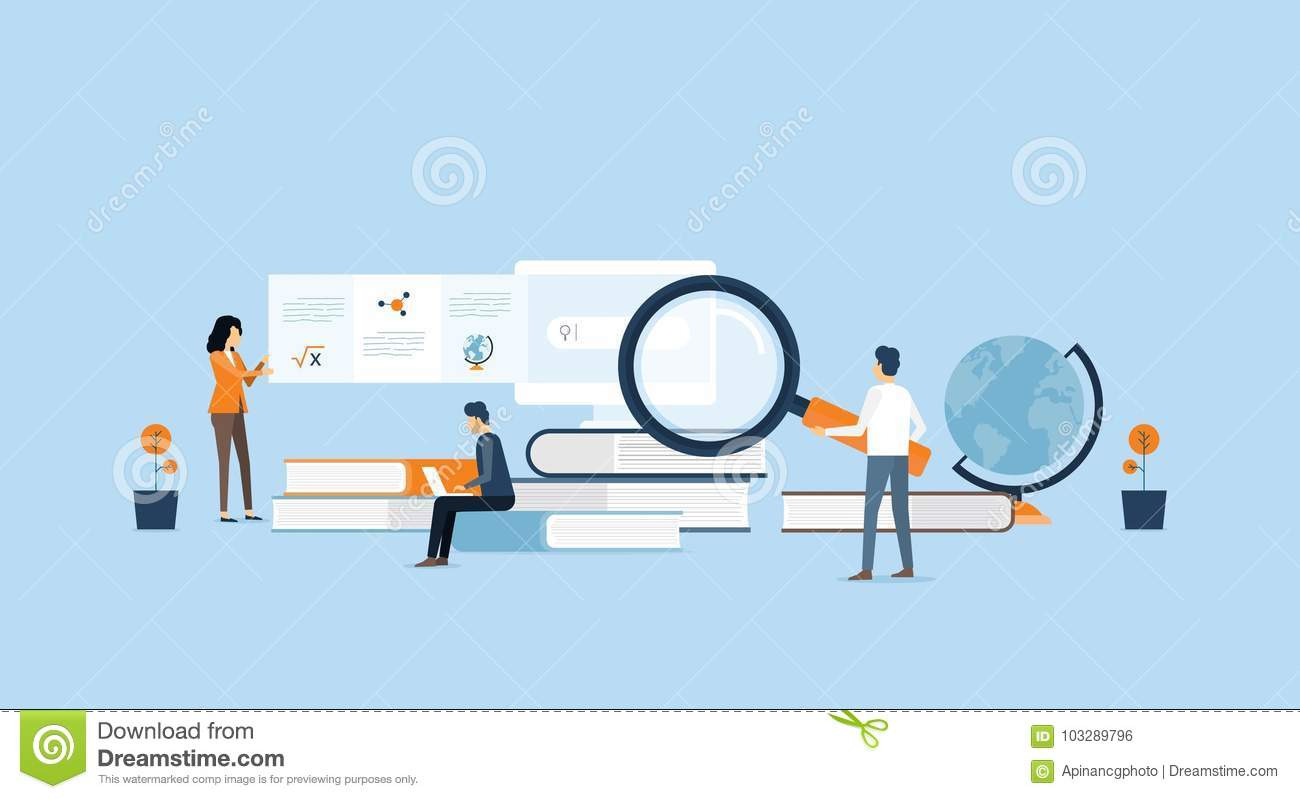 Technology business research and learning