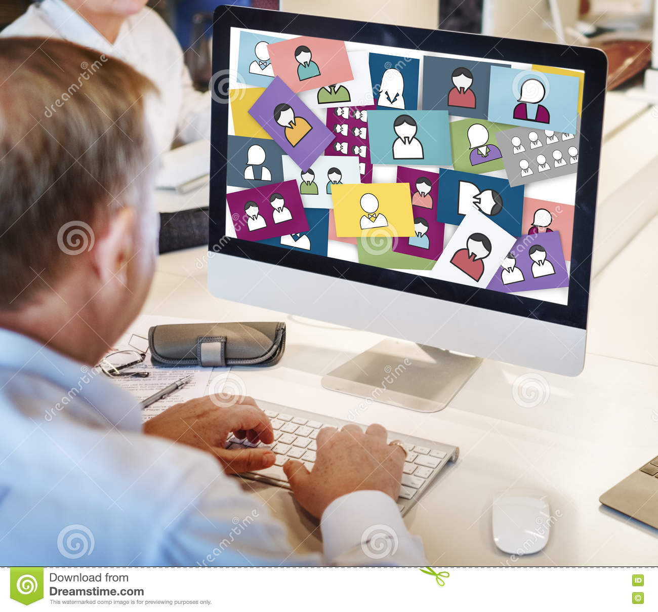 Technology Graphic Research Computing Word Concept