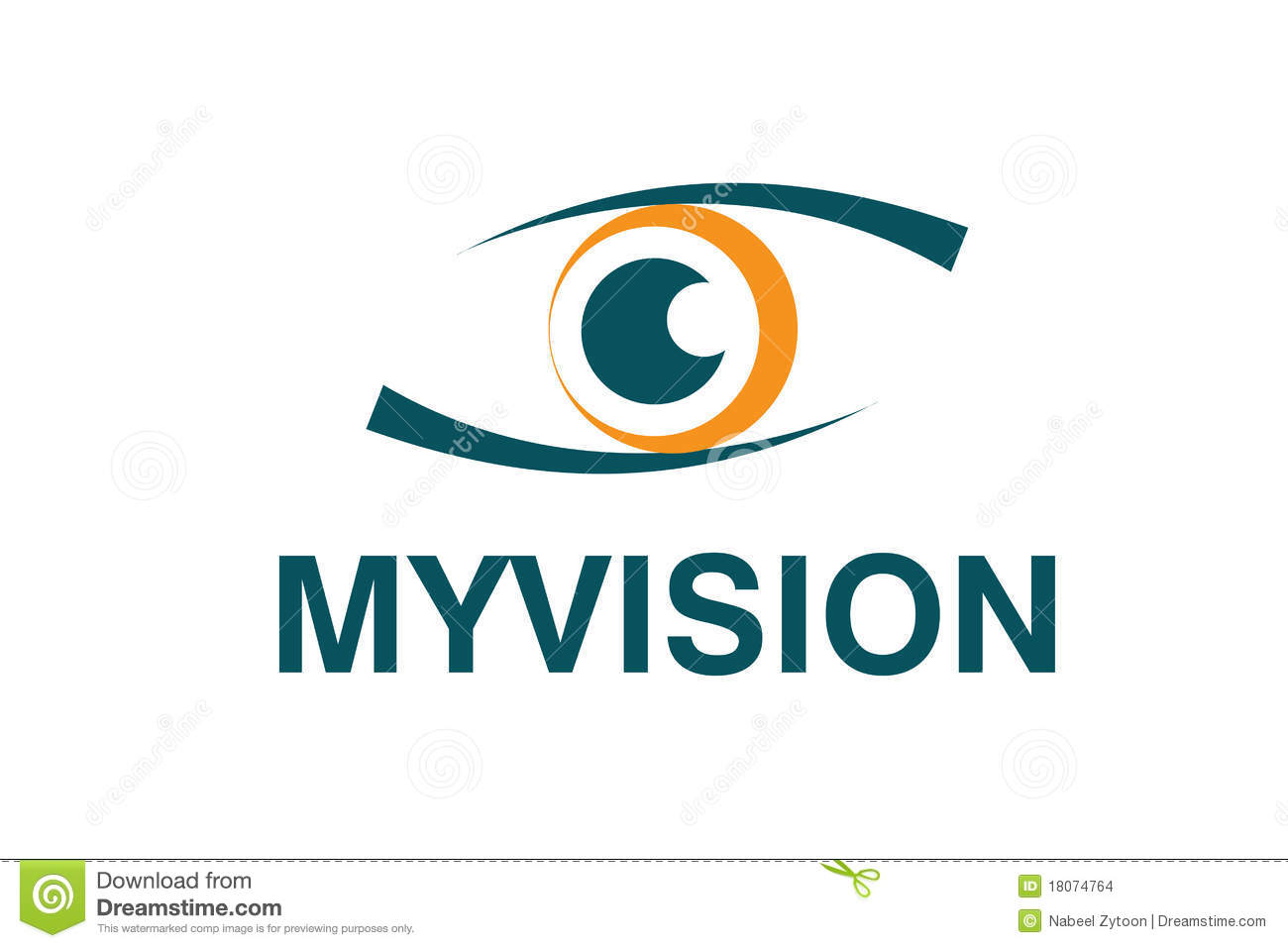 Logo Design for Security systems and Vision correction, Business and ...