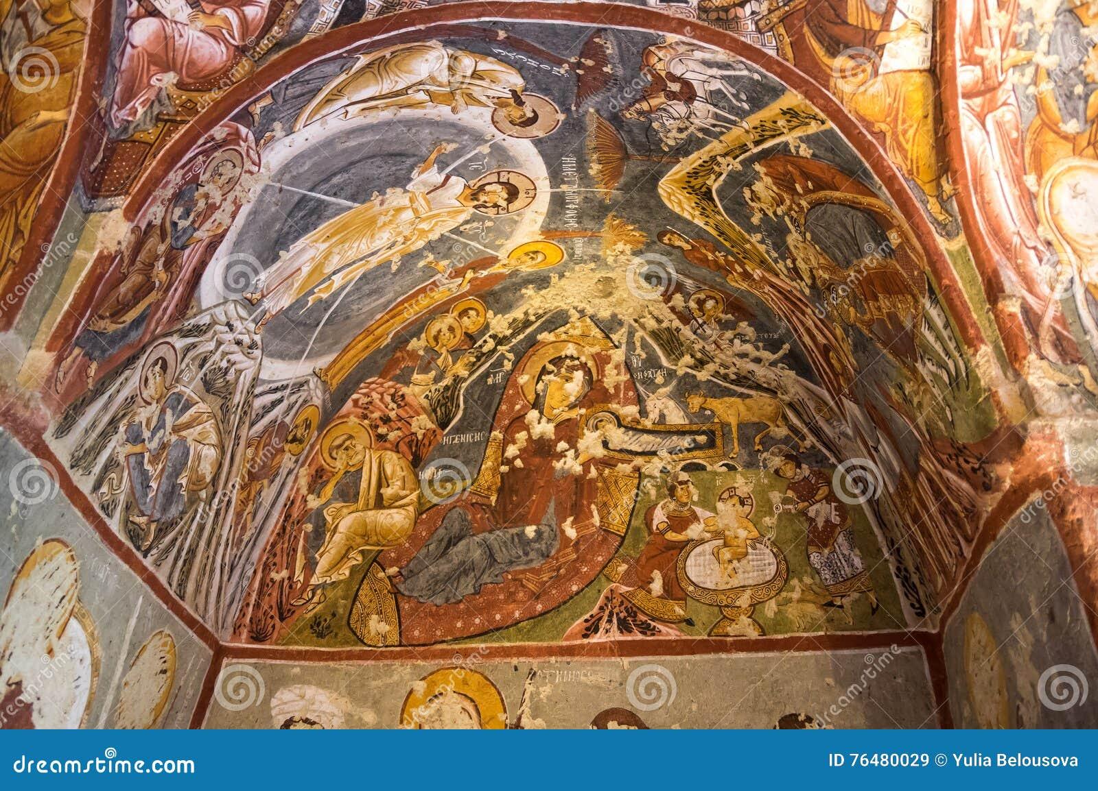 Resultado de imagen de ermitas cristianas en anatolia t