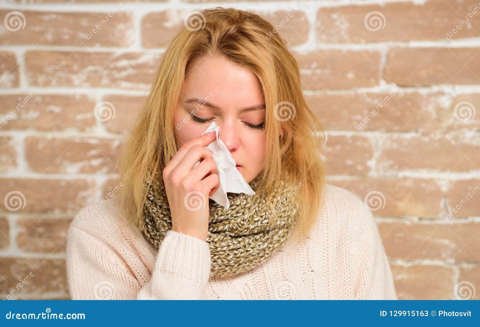bli av med förkylning snabbare