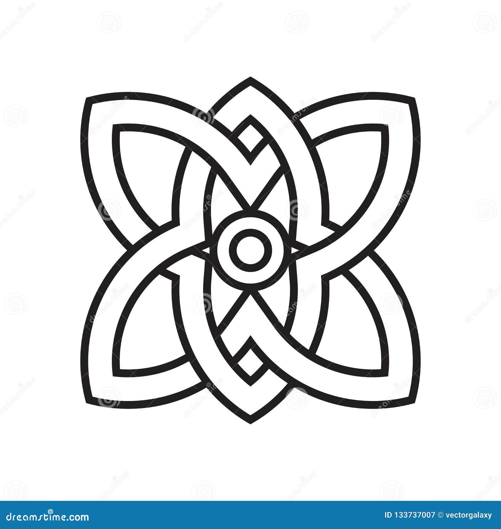 Tecken och symbol för färgpulversymbolsvektor som isoleras på vit bakgrund, in