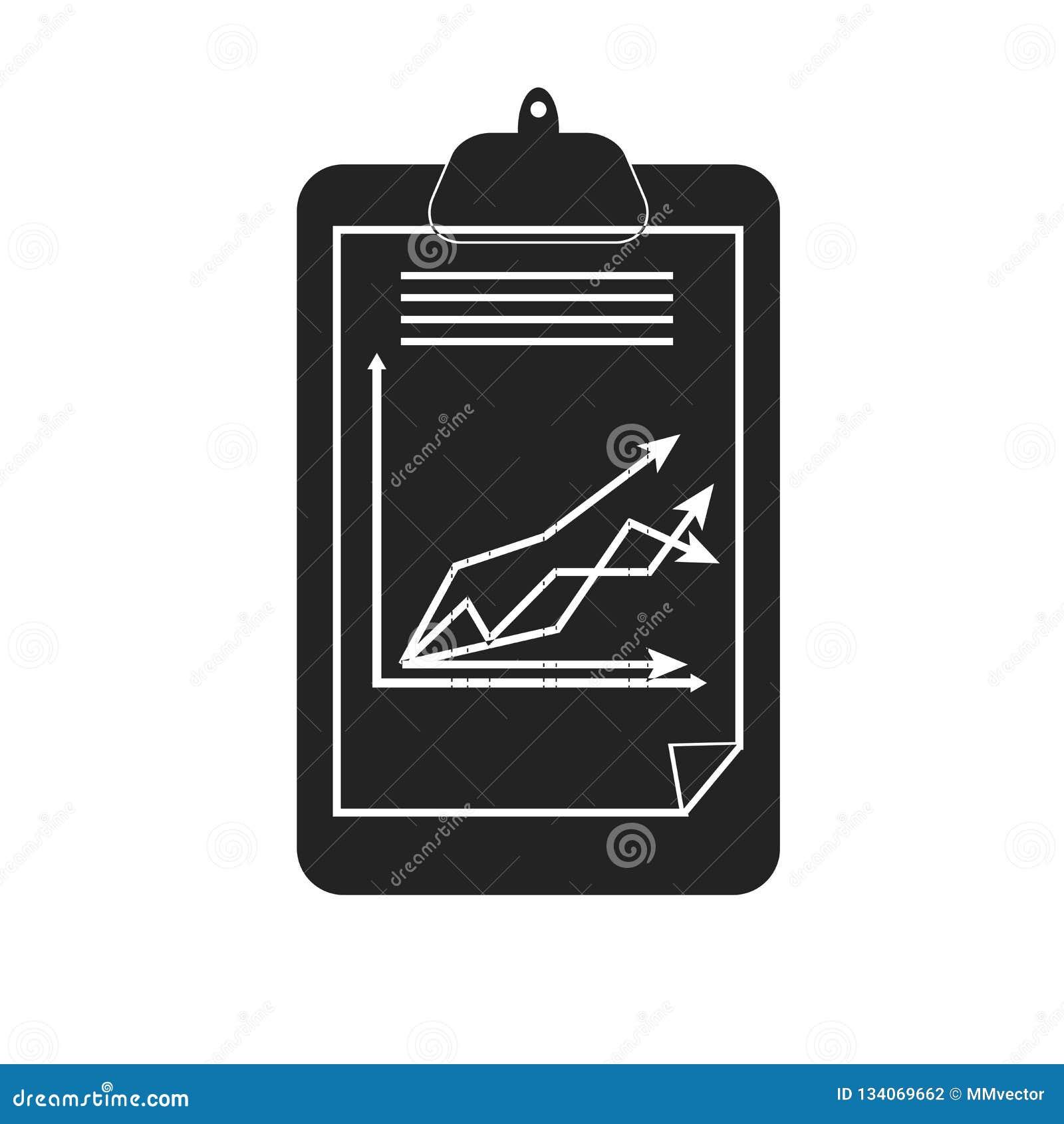 Tecken och symbol för skrivplattasymbolsvektor som isoleras på vit bakgrund, skrivplattalogobegrepp