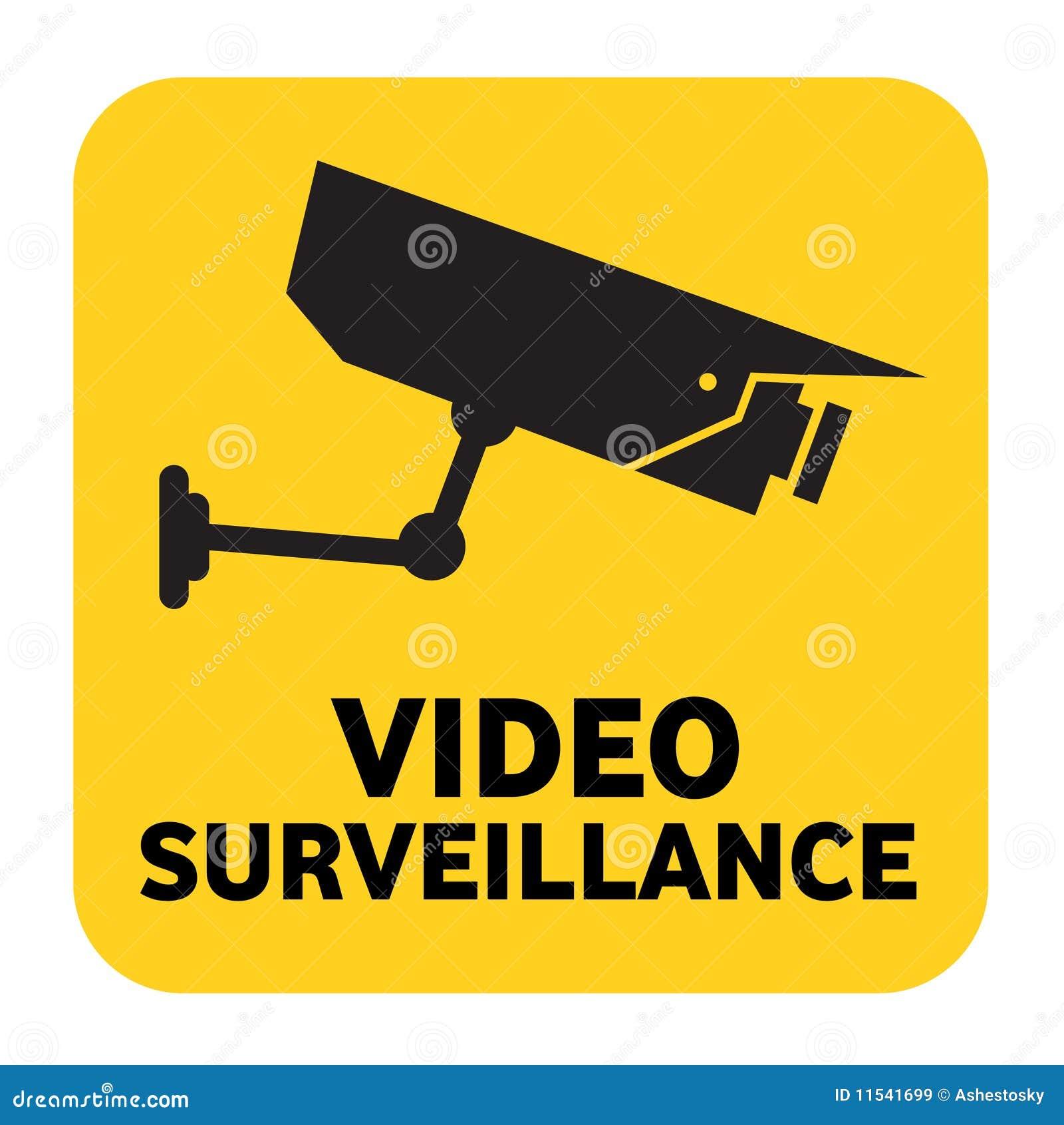 Teckenbevakningvideo