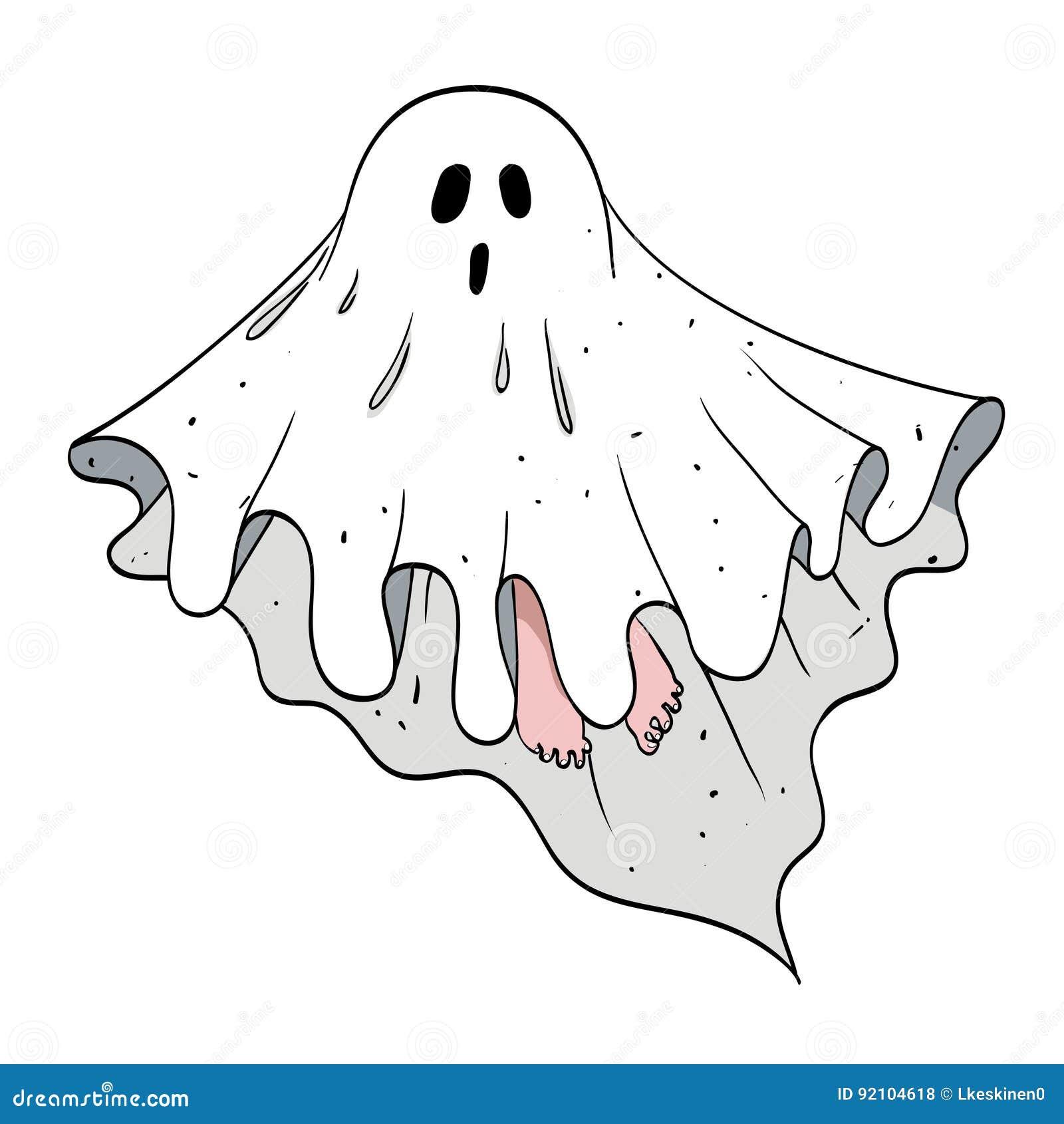 Spöken Tecknade